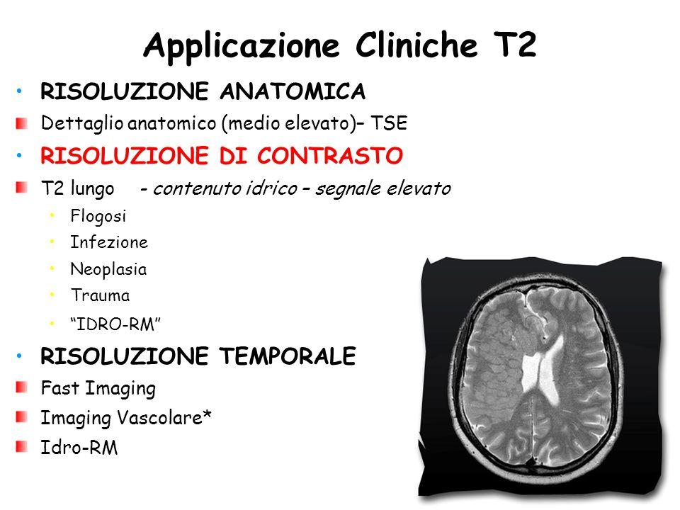Applicazione Cliniche T2