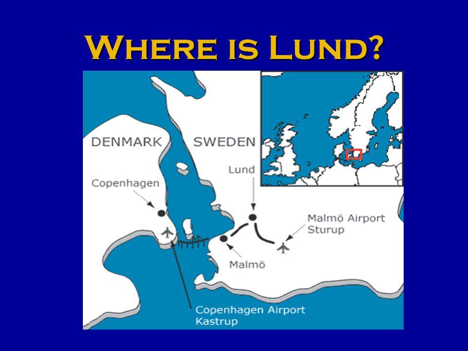 Where is Lund