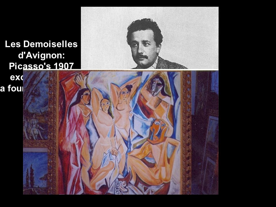 Les Demoiselles d Avignon: Picasso s 1907 excursion into a fourth dimension