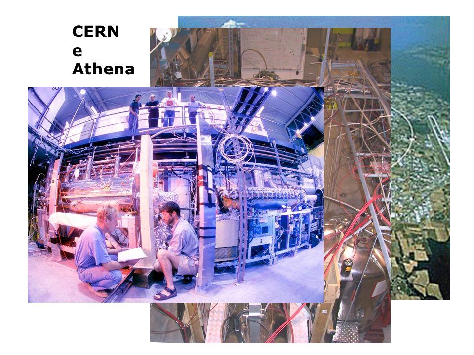 CERN e Athena