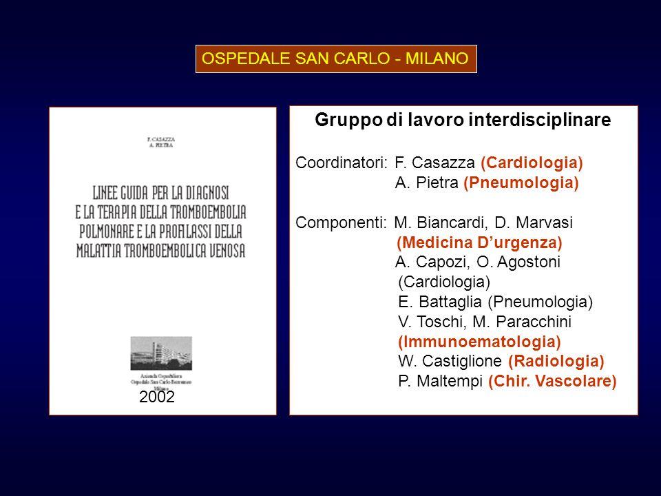 Gruppo di lavoro interdisciplinare