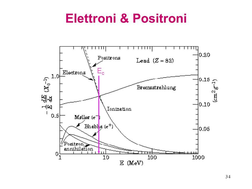 Elettroni & Positroni Ec