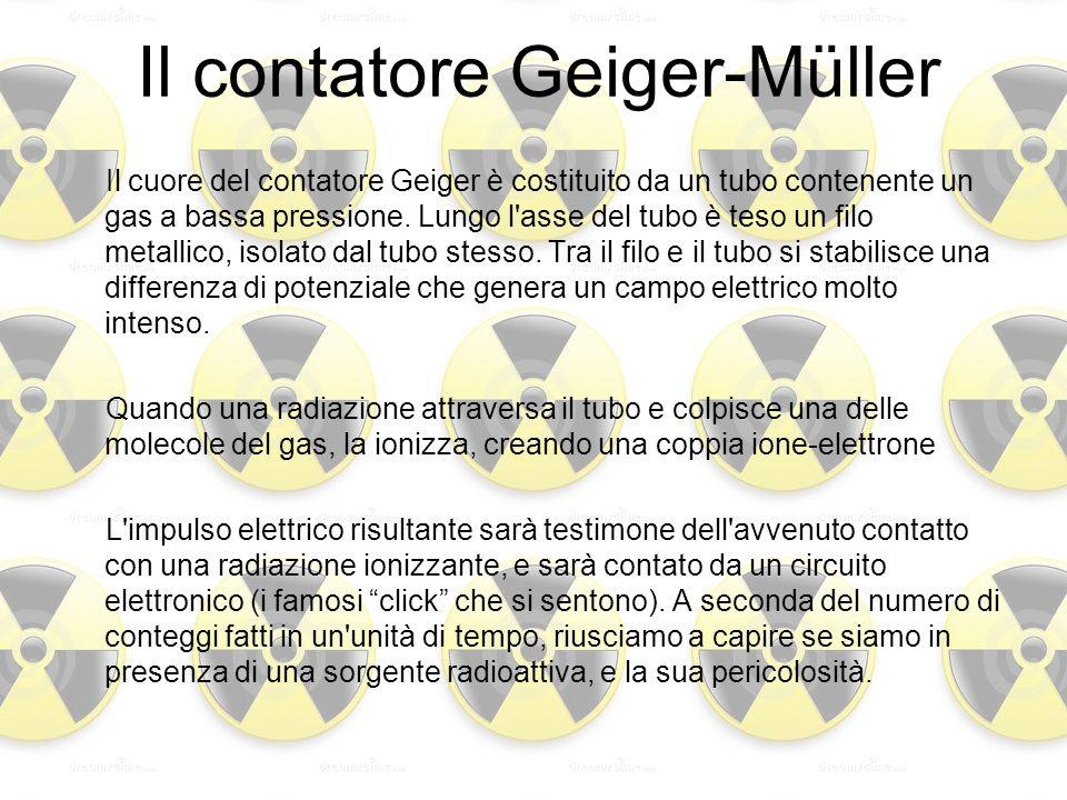 Il contatore Geiger-Müller