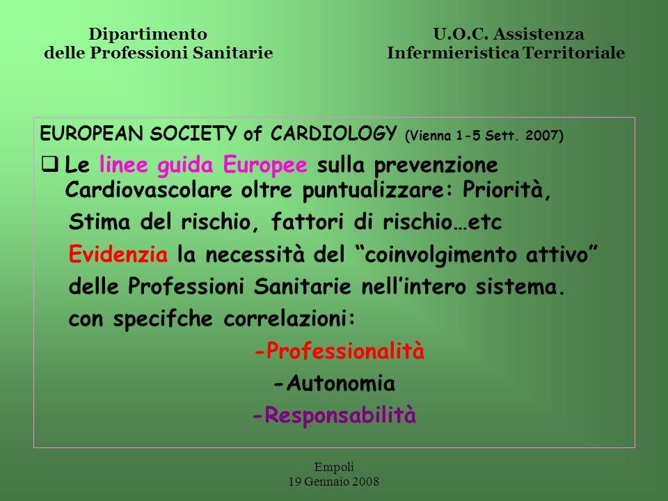 -Professionalità -Autonomia -Responsabilità