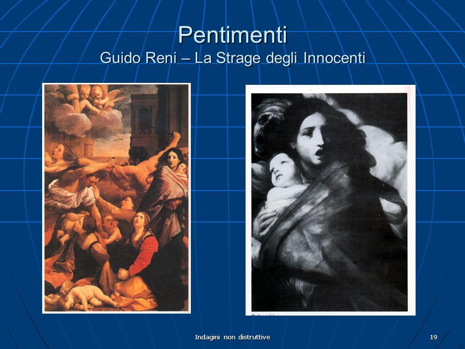 Pentimenti Guido Reni – La Strage degli Innocenti