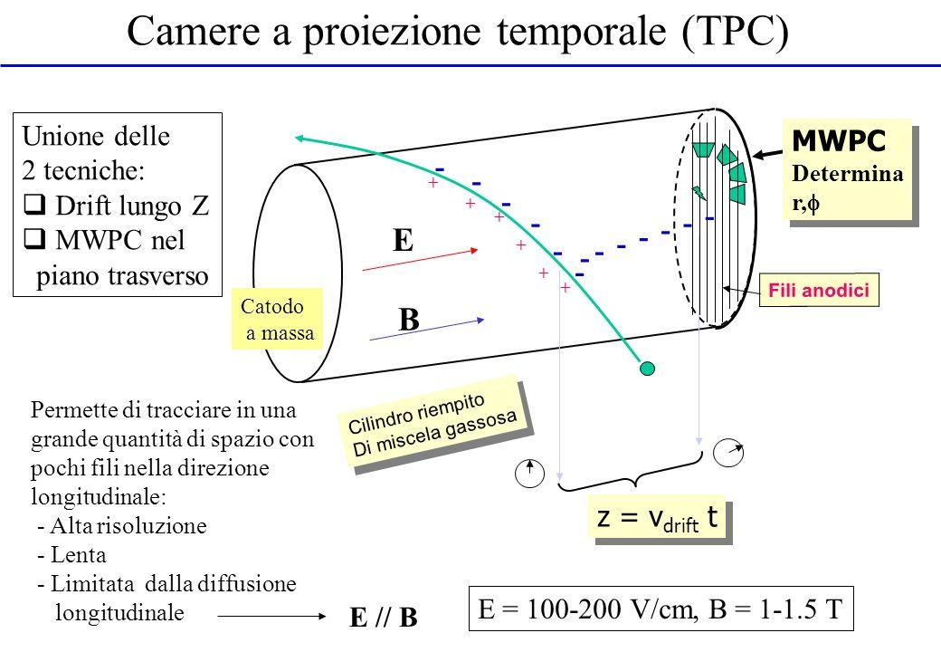 Camere a proiezione temporale (TPC)