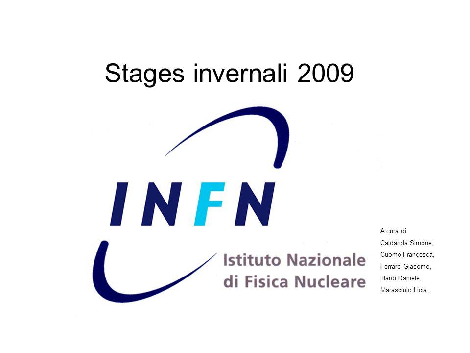 Stages invernali 2009 A cura di Caldarola Simone, Cuomo Francesca,