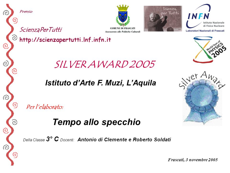 Istituto d'Arte F. Muzi, L'Aquila