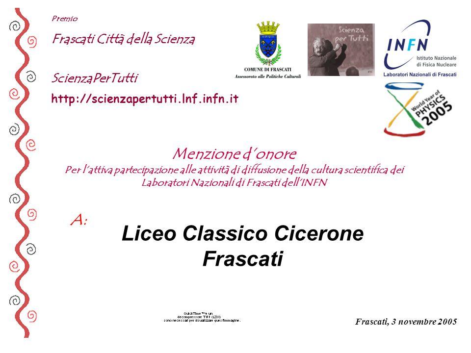 Liceo Classico Cicerone