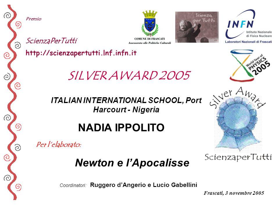 ITALIAN INTERNATIONAL SCHOOL, Port Harcourt - Nigeria