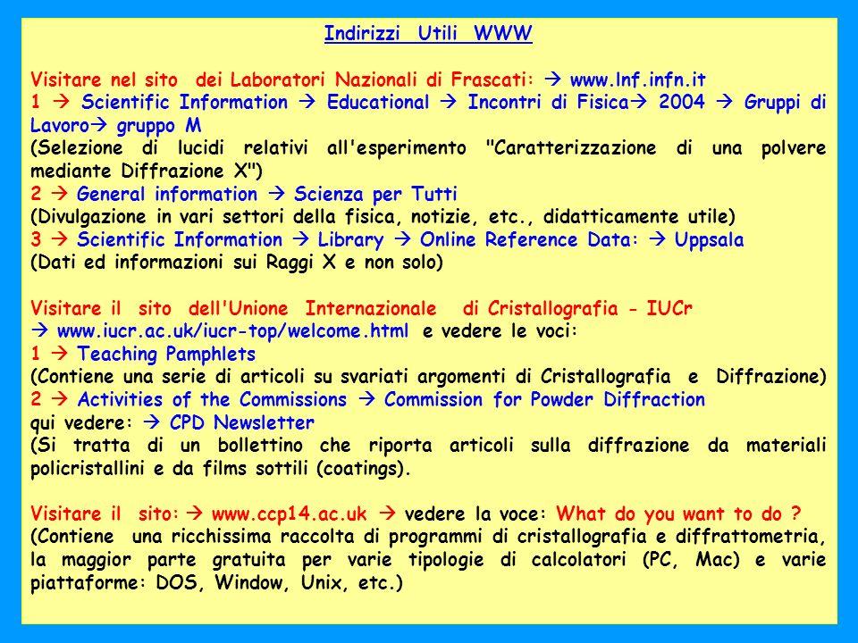 LNF - Laboratorio Dafne Luce