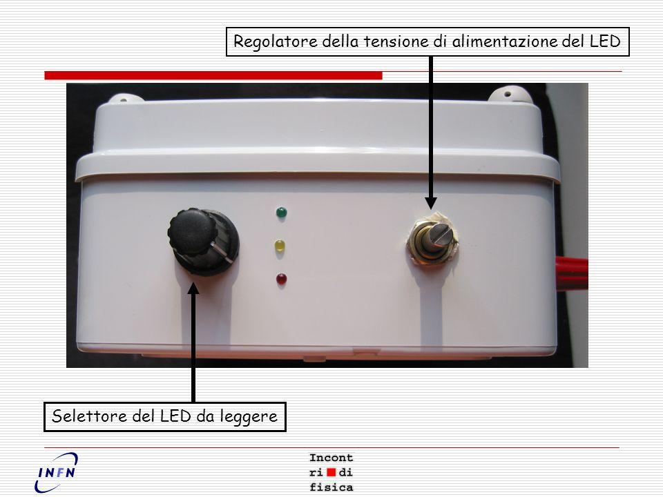 Regolatore della tensione di alimentazione del LED