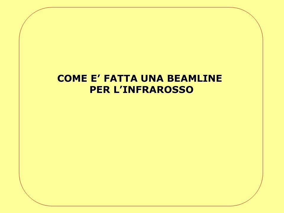 COME E' FATTA UNA BEAMLINE