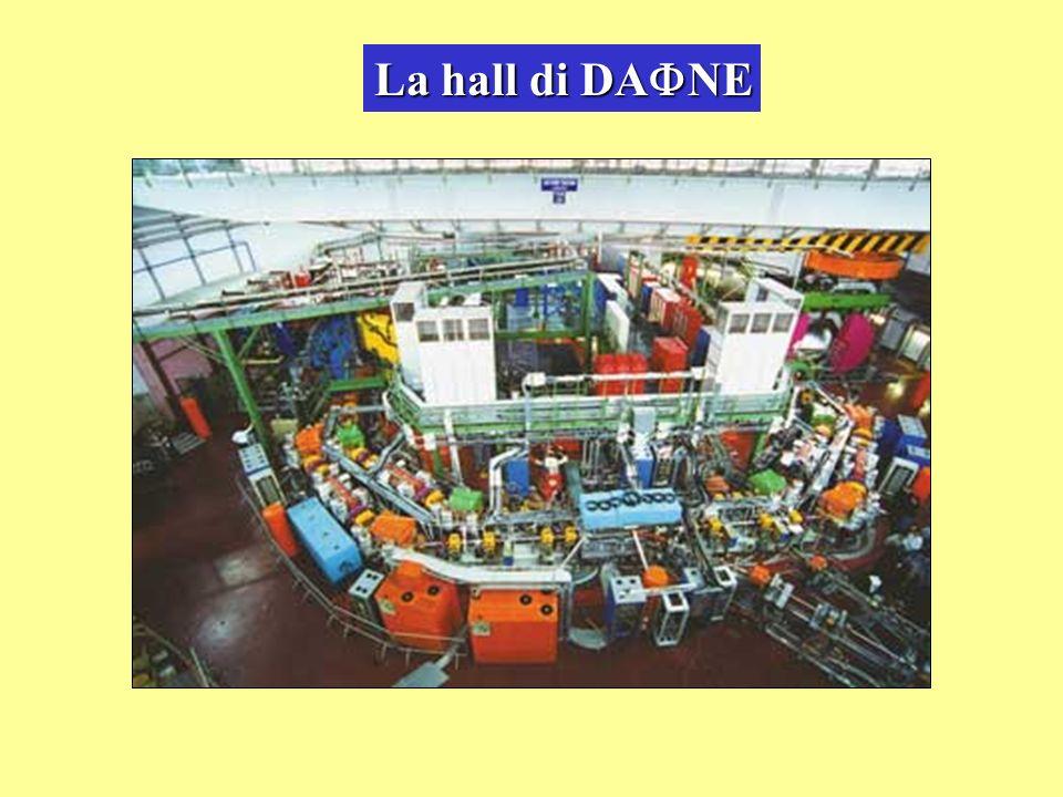 La hall di DANE