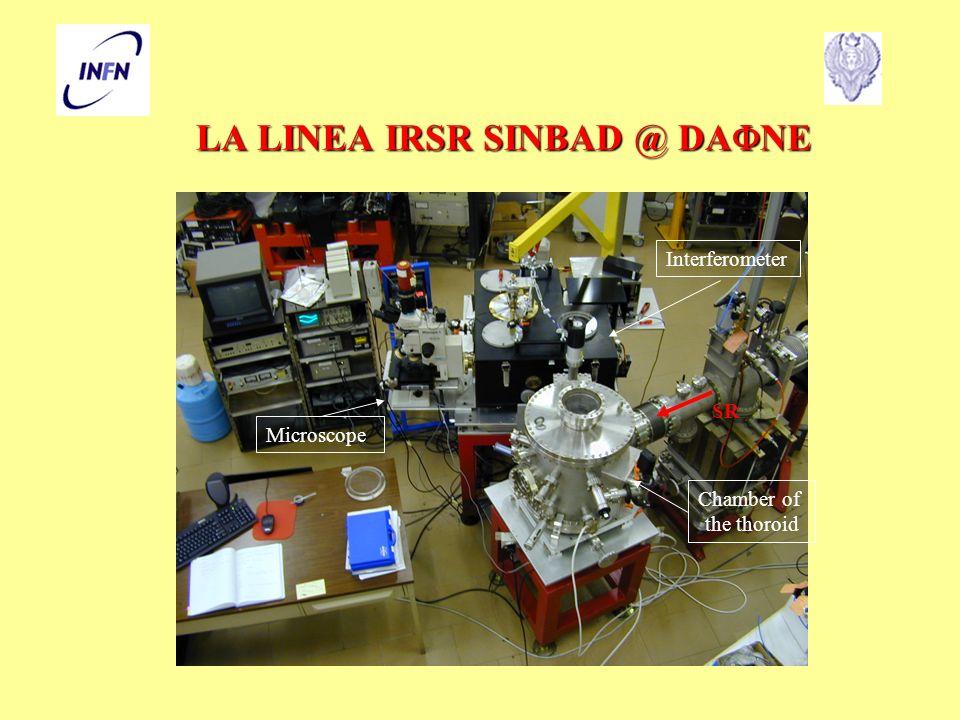 LA LINEA IRSR SINBAD @ DANE