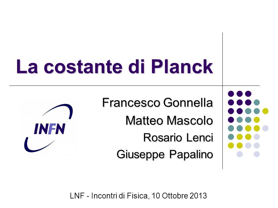 Francesco Gonnella Matteo Mascolo Rosario Lenci Giuseppe Papalino