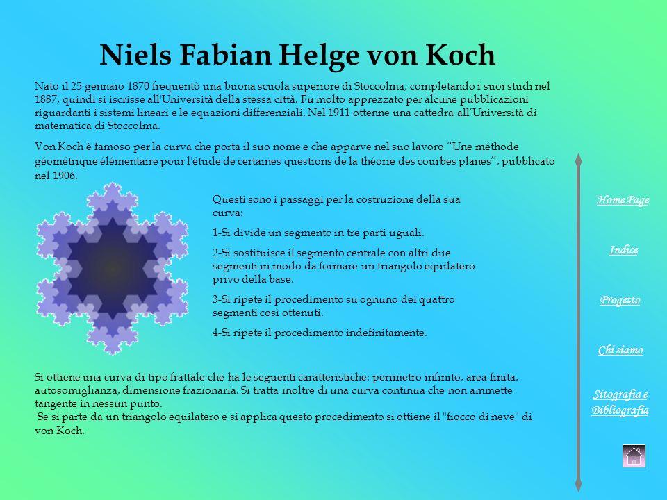 Niels Fabian Helge von Koch