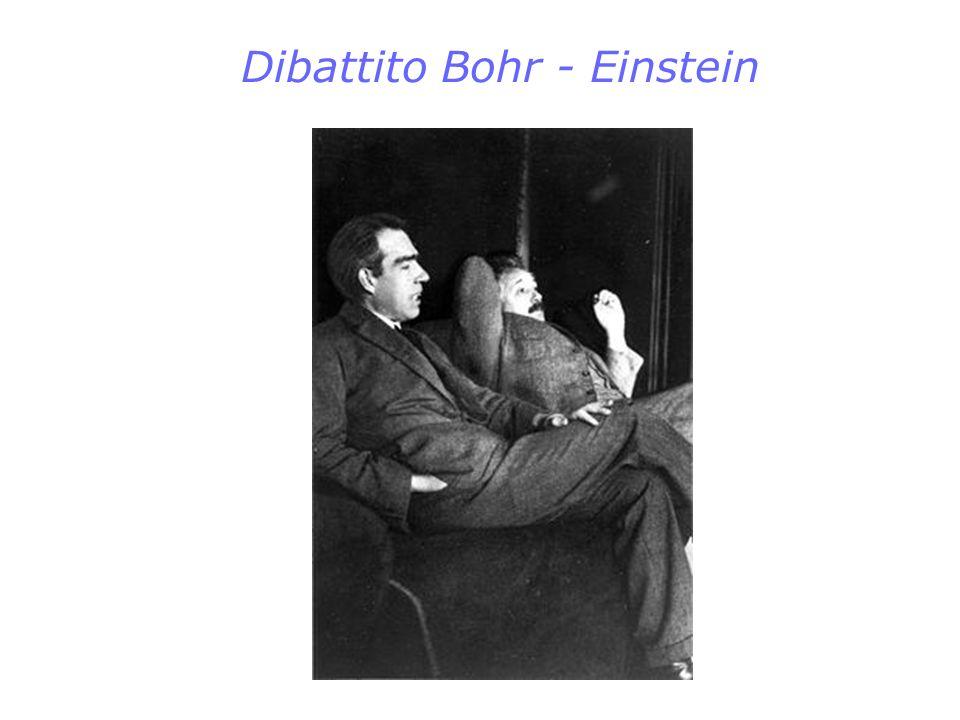 Dibattito Bohr - Einstein