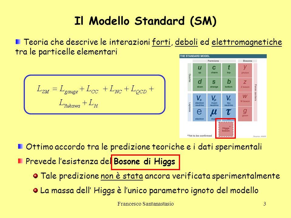 Il Modello Standard (SM)