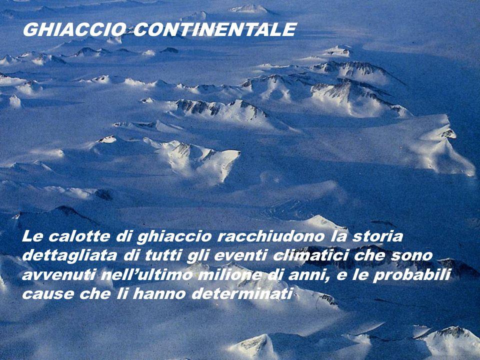 GHIACCIO CONTINENTALE