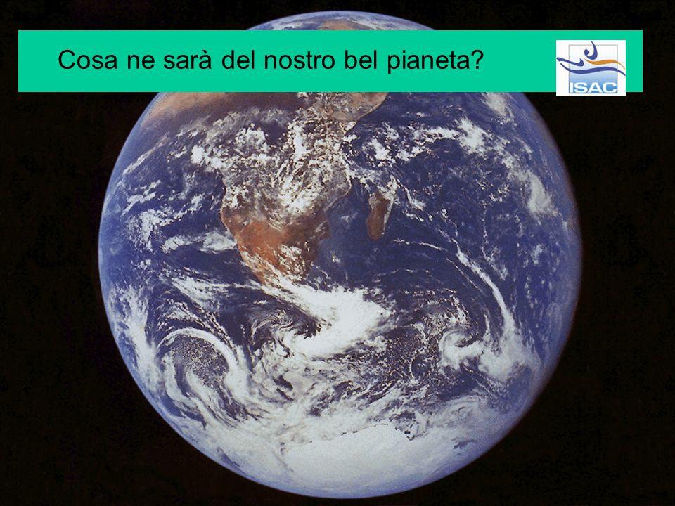 Cosa ne sarà del nostro bel pianeta