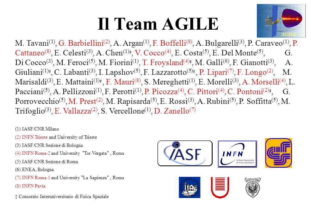 Il Team AGILE