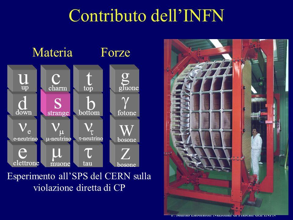 Esperimento all'SPS del CERN sulla violazione diretta di CP