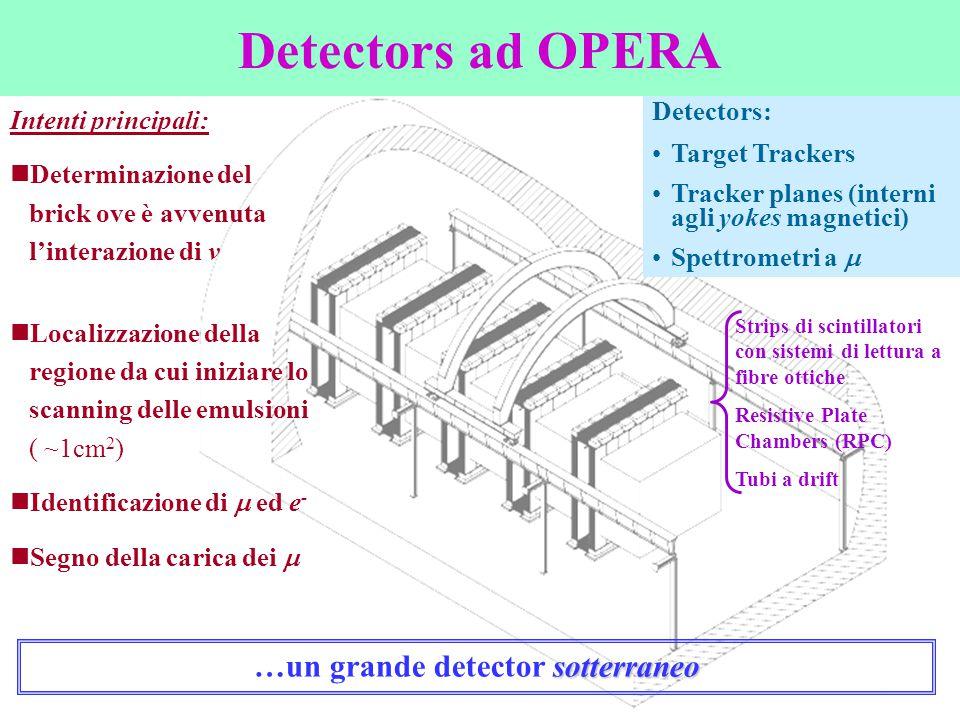 …un grande detector sotterraneo