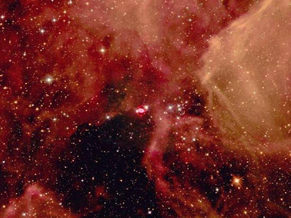 Sn 1987 a nella grande nube di magellano