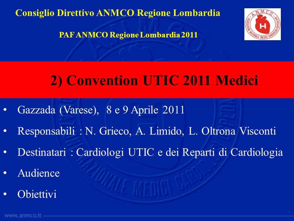 2) Convention UTIC 2011 Medici