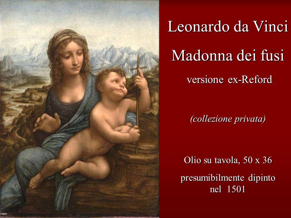 presumibilmente dipinto nel 1501
