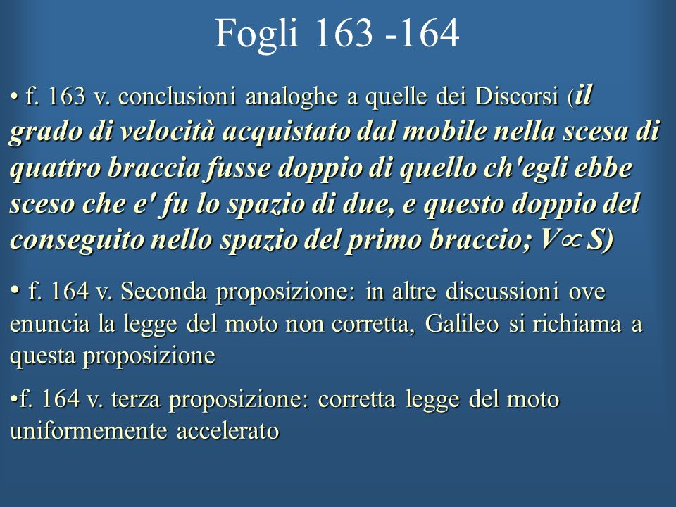Fogli 163 -164