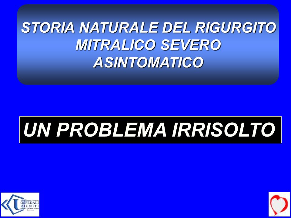 STORIA NATURALE DEL RIGURGITO