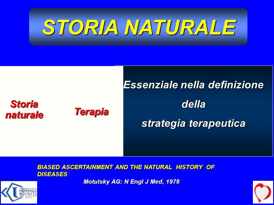 Essenziale nella definizione strategia terapeutica