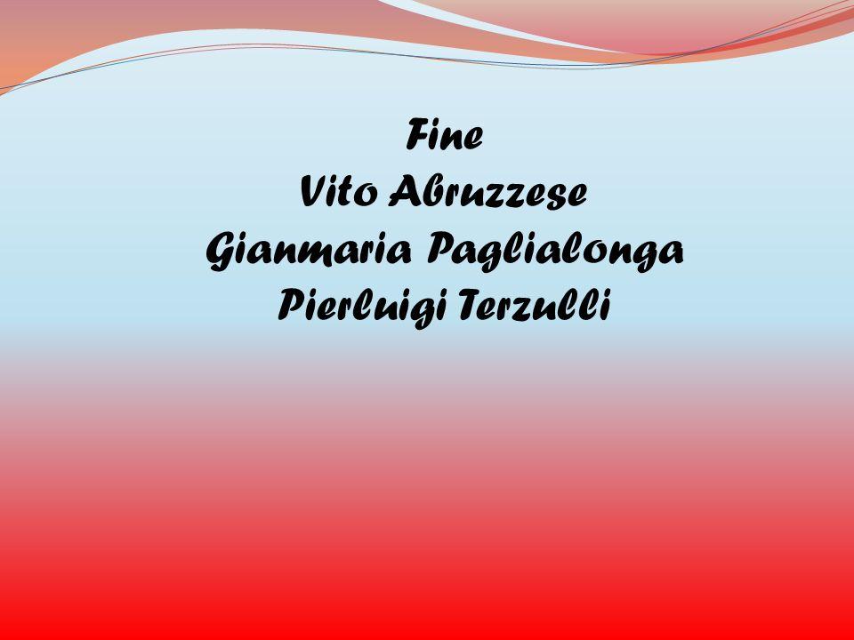 Gianmaria Paglialonga