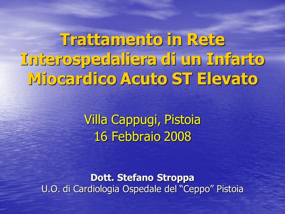 Villa Cappugi, Pistoia 16 Febbraio 2008