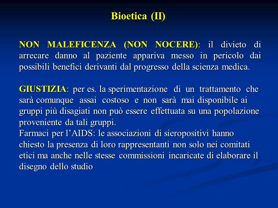 Bioetica (II)