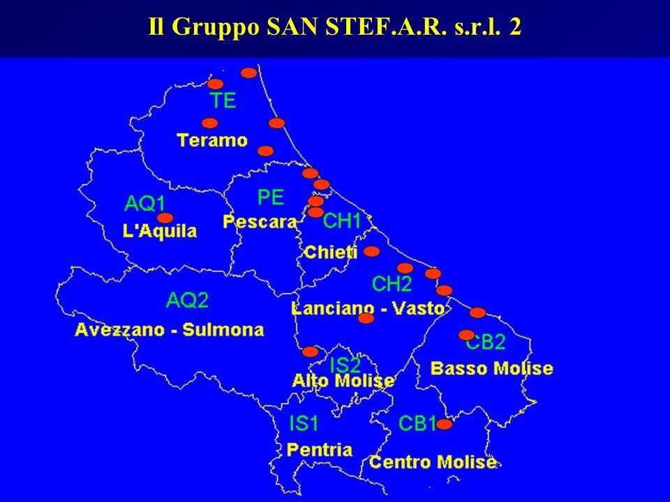 Il Gruppo SAN STEF.A.R. s.r.l. 2