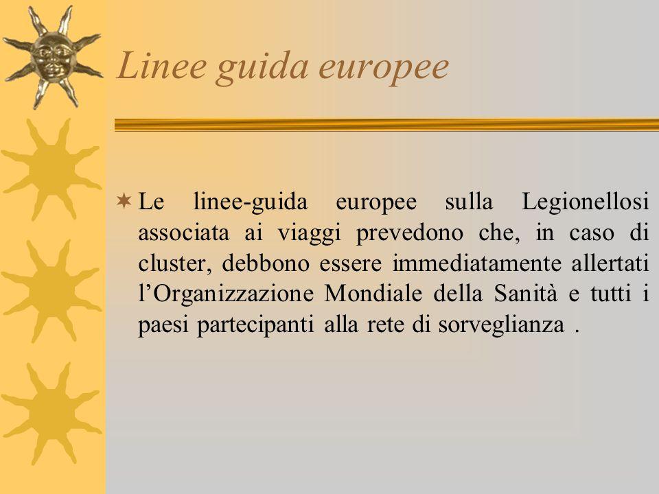 Linee guida europee