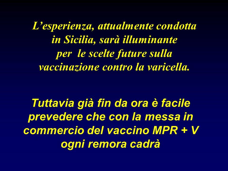 L'esperienza, attualmente condotta in Sicilia, sarà illuminante
