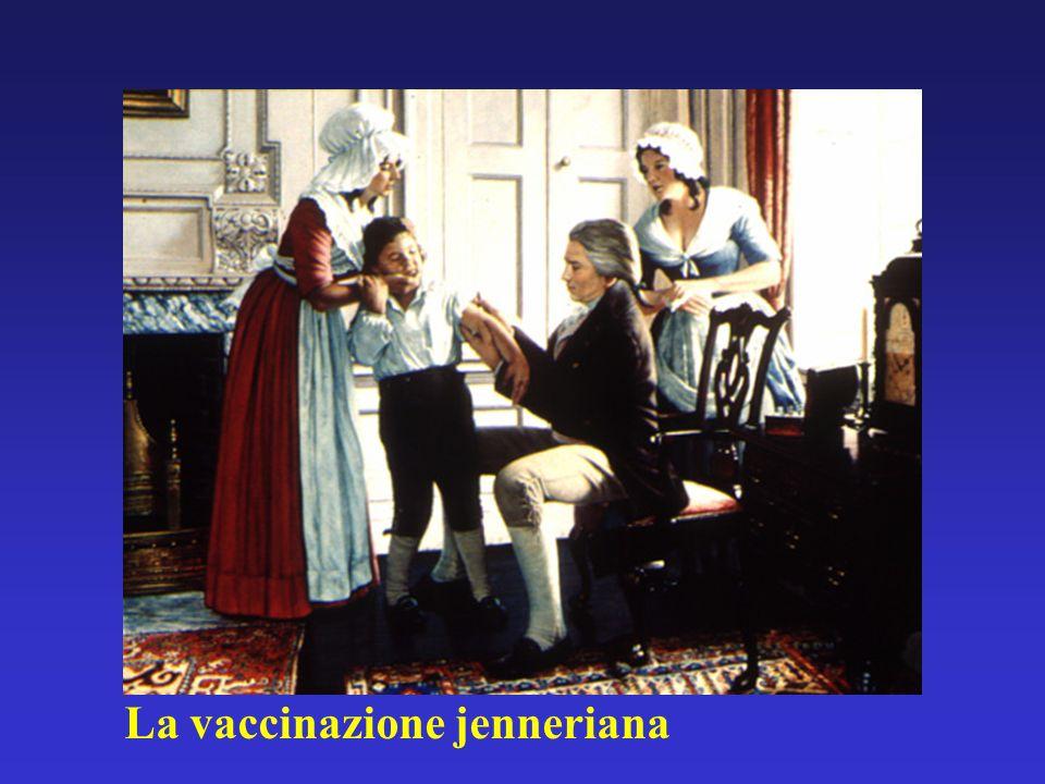 La vaccinazione jenneriana