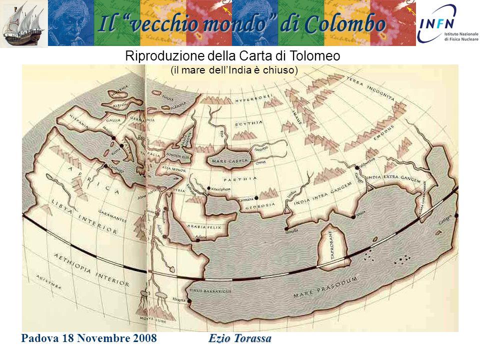Il vecchio mondo di Colombo