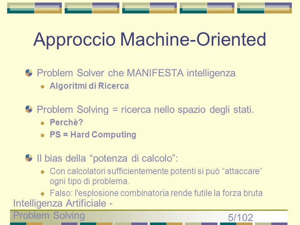 Approccio Machine-Oriented