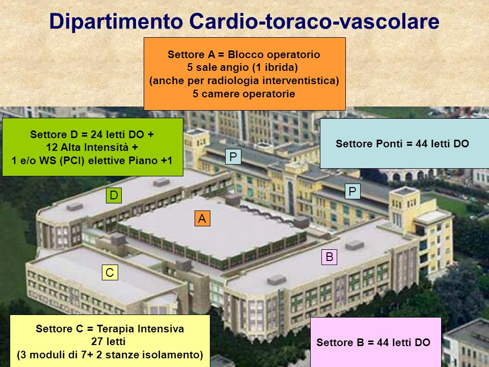 Dipartimento Cardio-toraco-vascolare