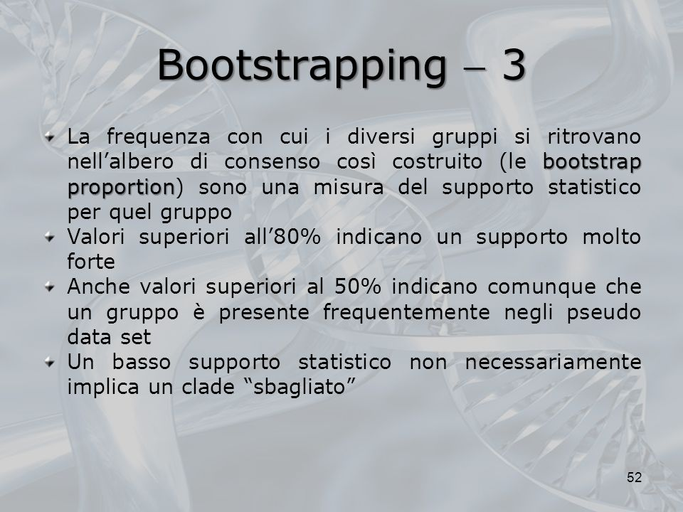 Bootstrapping  3