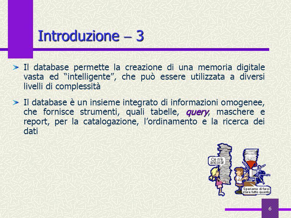Introduzione  3