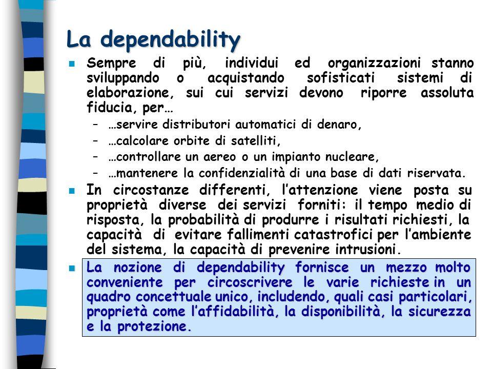 La dependability