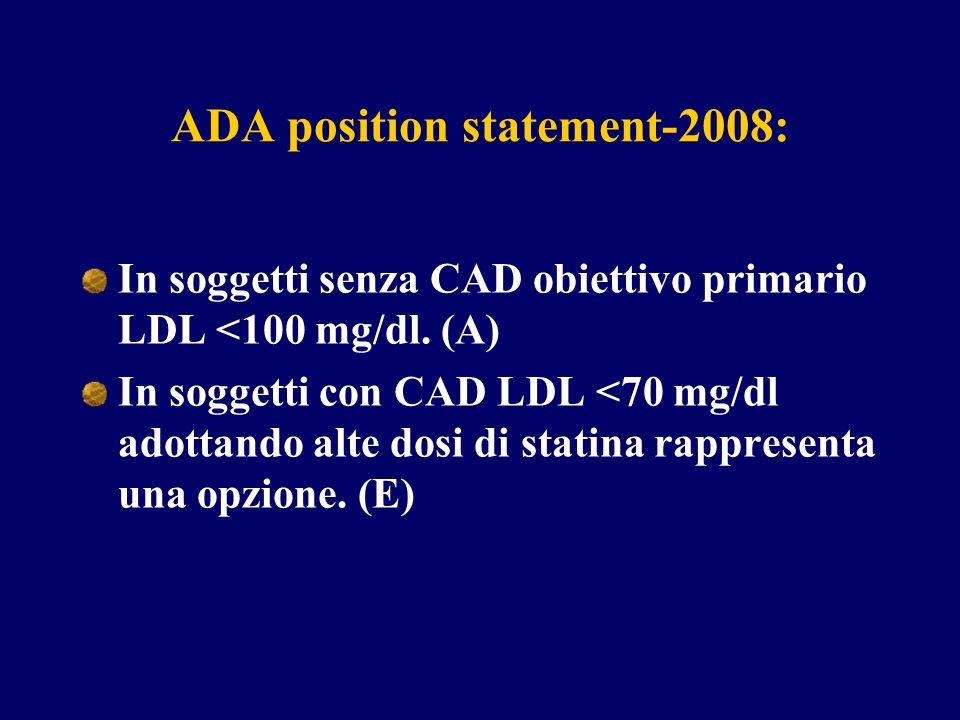 ADA position statement-2008: