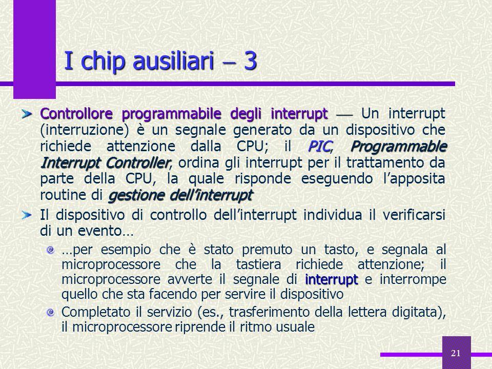 I chip ausiliari  3