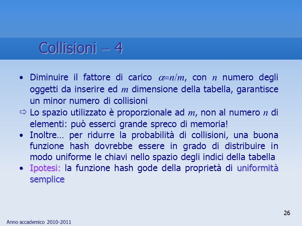 Collisioni  4